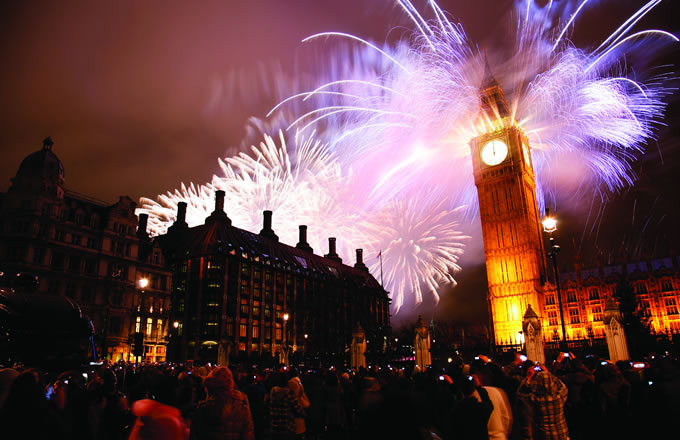 How to plan a fireworks display